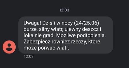 Alert RCB /