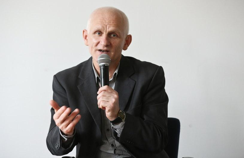 Aleś Bialacki /Rafał Guz /PAP