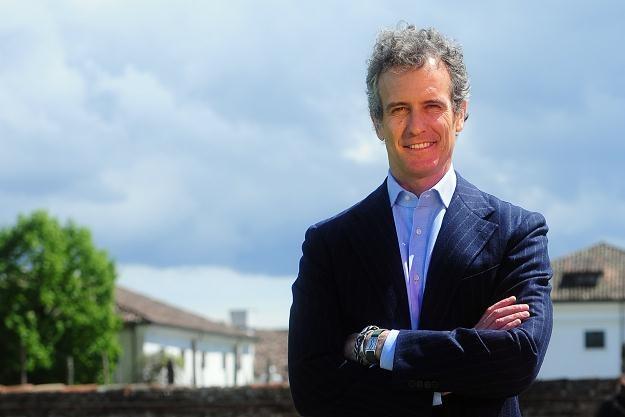 Alessandro Benetton, nowy właściciel firmy odzieżowej Benetton Group S.p.A /AFP