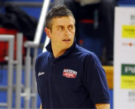 Alessandro Chiappini Fot. Piotr Sumara /Agencja Przegląd Sportowy