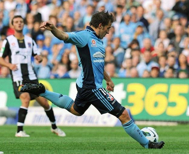 Alessandro Del Piero dobrze się czuje w Australii /AFP