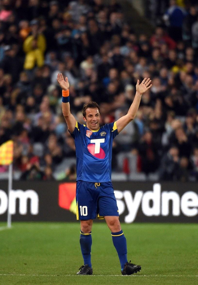 Alessandro Del Piero /AFP