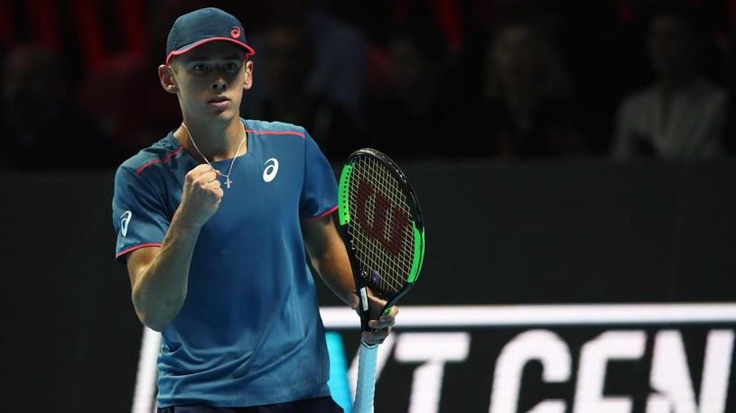Álex de Miñaur, Next Gen ATP Finals /Getty Images