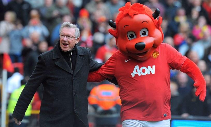 Alex Ferguson, menedżer Manchesteru United /AFP