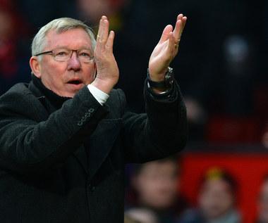 Alex Ferguson nie będzie dłużej trenerem Manchesteru United