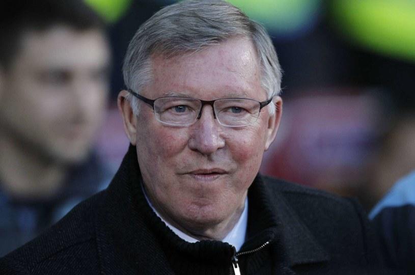Alex Ferguson /AFP