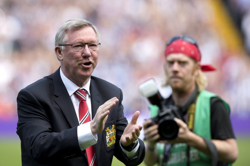 Alex Ferguson /AFP