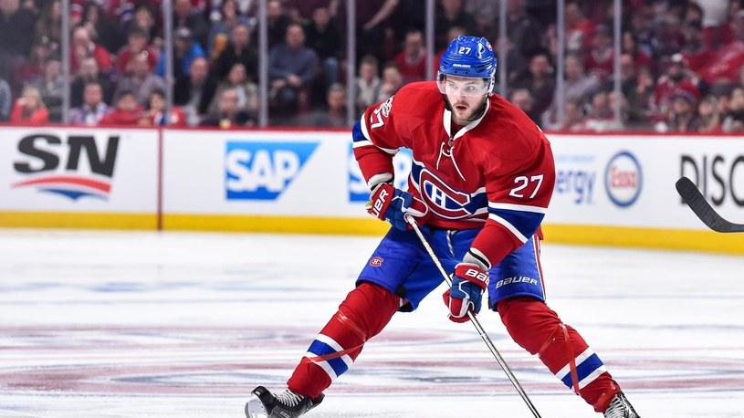 Alex Galchenyuk #27 z Montreal Canadiens /Getty Images