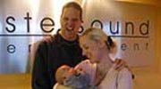 Alex Krull i Liv Kristine mają synka!