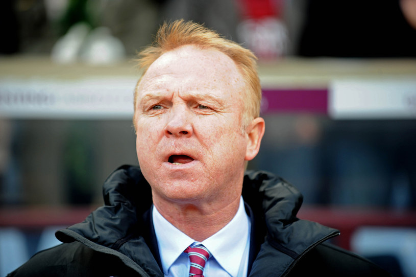 Alex McLeish /AFP