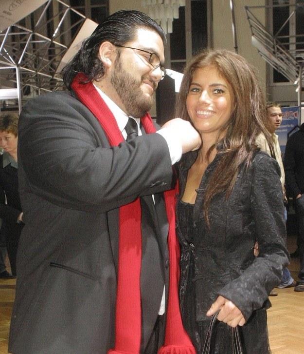 Alex Moreno również był jej bliski /Rafał Maciąga /Agencja FORUM