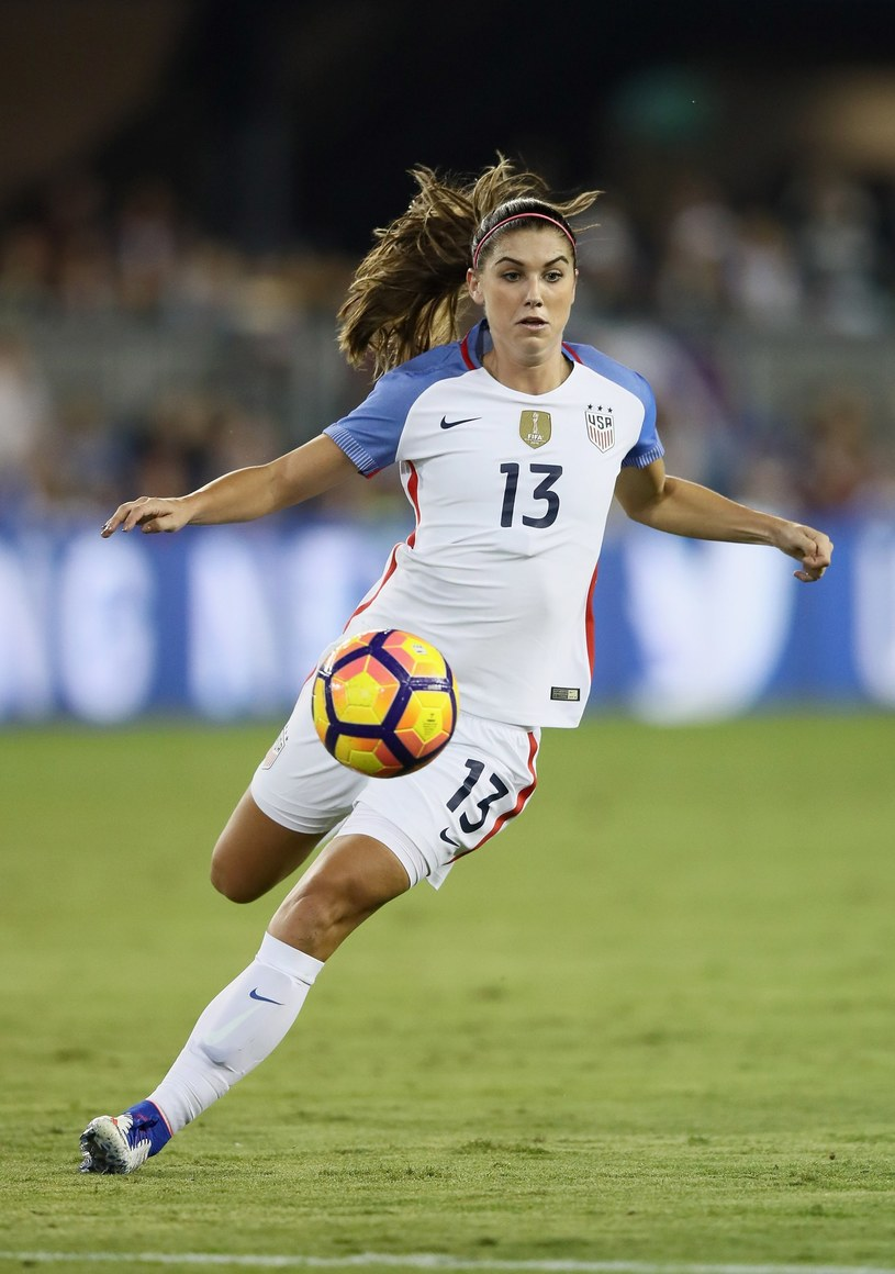 Alex Morgan /AFP