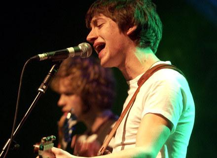Alex Turner, wokalista Arctic Monkeys - fot. Samir Hussein /Getty Images/Flash Press Media