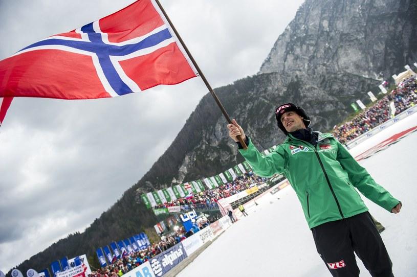 Alexander Stoeckl, trener norweskich skoczków narciarskich /AFP