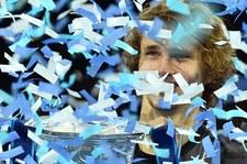 Alexander Zverev: Mój tata będzie pewnie płakał do końca roku