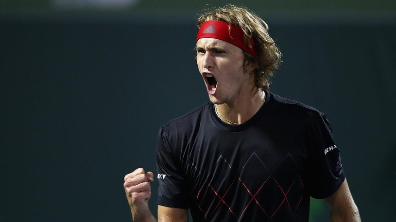 Alexander Zverev /Getty Images