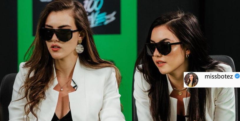 Alexandra i Andrea Botez - zdjęcie zamieszczone w serwisie Instagram.com na profilu @missbotez /materiały prasowe