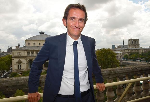 Alexandre Bompard, prezes Carrefoura /AFP