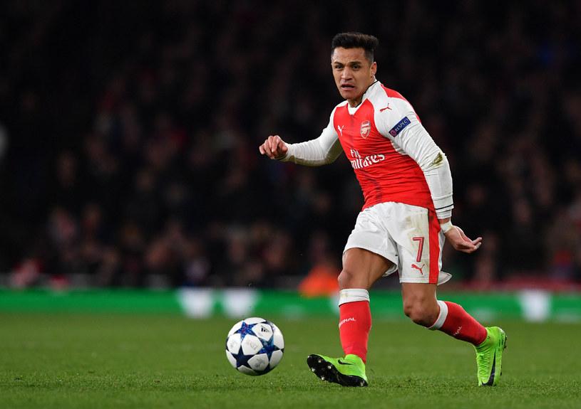 Alexis Sanchez, gwiazda Arsenalu /AFP