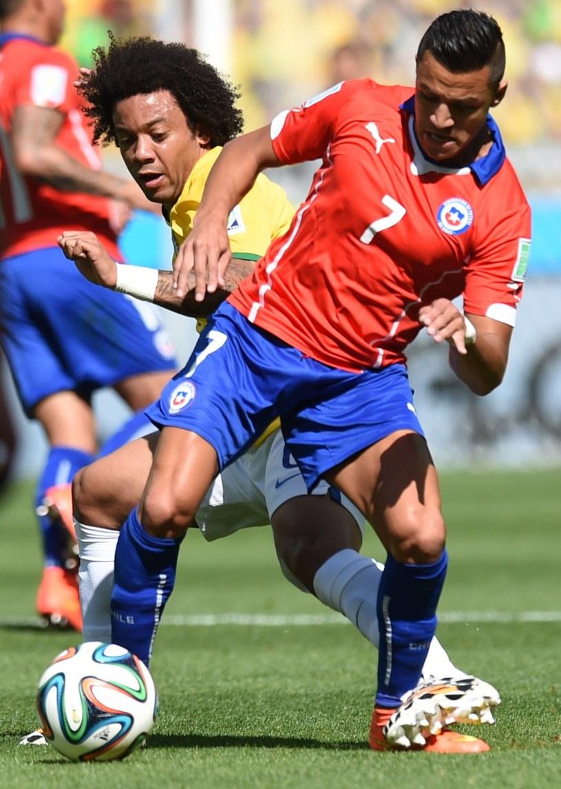 Alexis Sanchez ma za sobą bardzo udany mundial /AFP