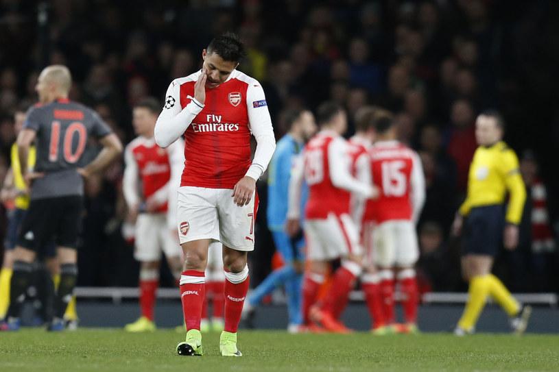 Alexis Sanchez opuści Arsenal? /IAN KINGTON /AFP