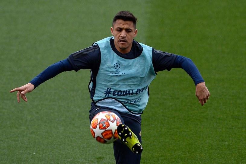 Alexis Sanchez w tym sezonie spisuje się poniżej oczekiwań /AFP JOSEP LAGO /AFP