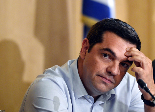 Alexis Tsipras /AFP /East News