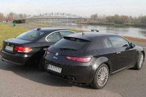 Alfa brera czy BMW coupe?