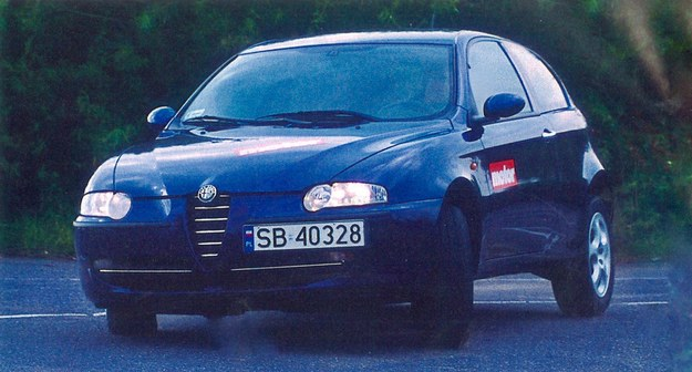 Alfa Romeo 147 /Motor