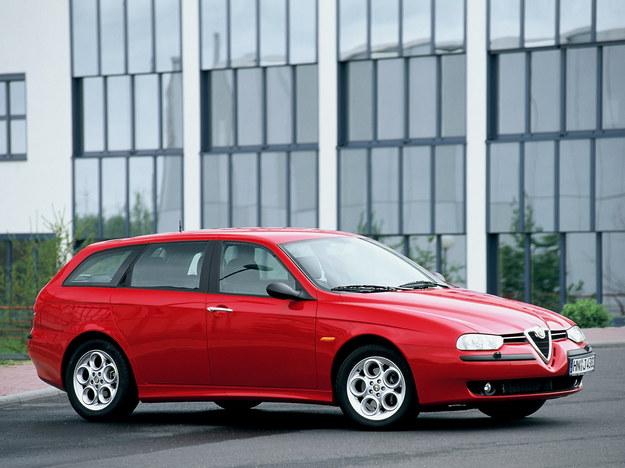 Alfa Romeo 156 (1997-2005) /Alfa Romeo