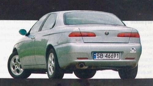Alfa Romeo 156 /Motor