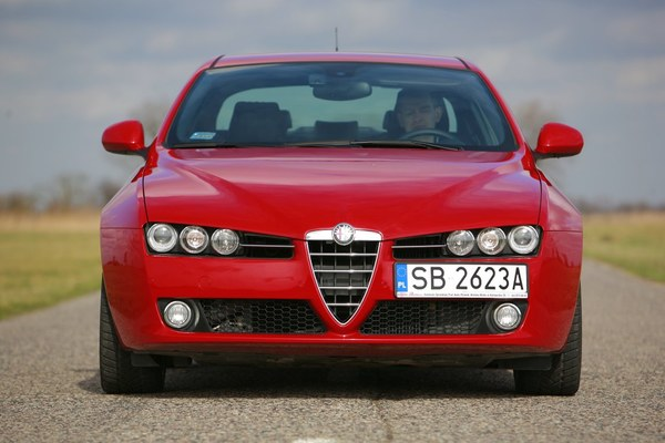 Alfa Romeo 159 (2005-2011)