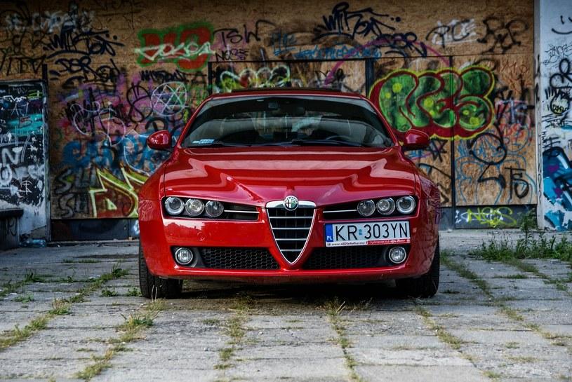 Alfa Romeo 159 /Rafał Kaim /