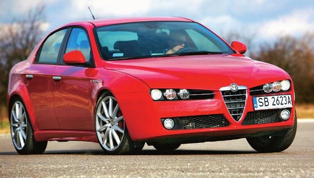 Alfa Romeo 159 /Motor