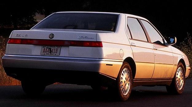 Alfa Romeo 164 - wersja północnoamerykańska /Alfa Romeo
