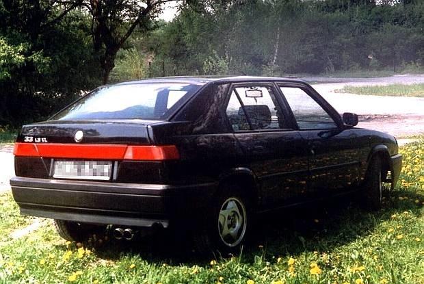 Alfa Romeo 33 / Kliknij /INTERIA.PL