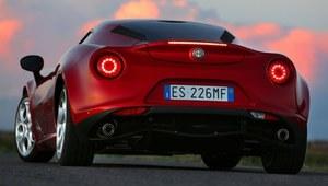Alfa Romeo 4C od 220 tys. zł