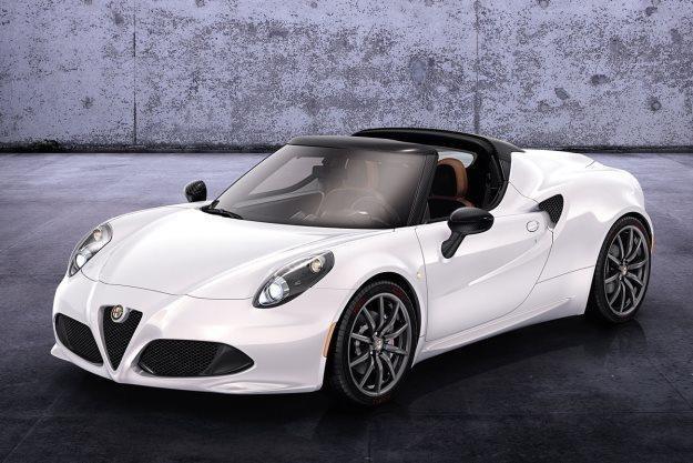 Alfa Romeo 4C Spider /