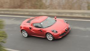 Alfa Romeo 4C - testujemy rasowego sportowca prosto z Włoch