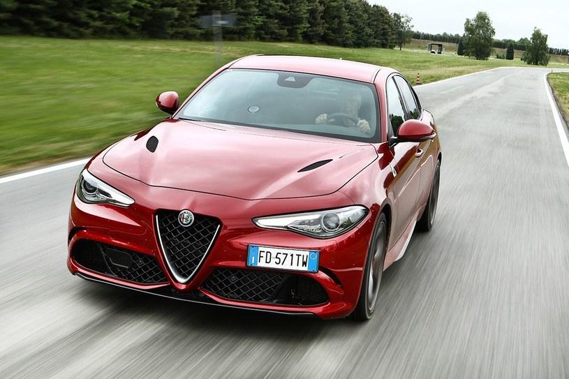 Alfa Romeo Giuia QV /