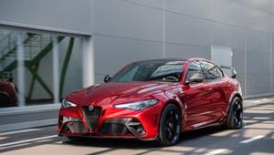 Alfa Romeo Giulia GTA - kiedy sportowy sedan to za mało