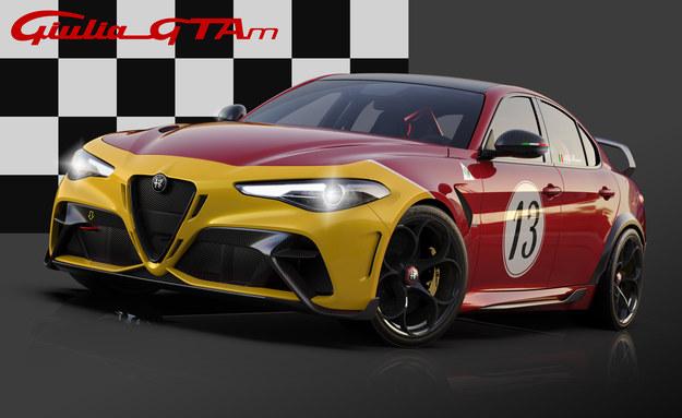Alfa Romeo Giulia GTA /