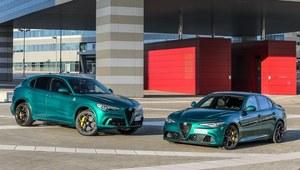 Alfa Romeo Giulia i Stelvio Quadrifoglio po zmianach