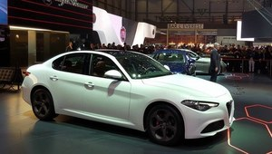 Alfa Romeo Giulia w cywilnych szatach