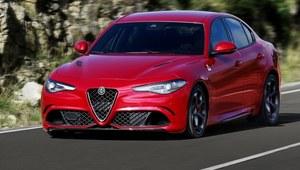 Alfa Romeo Giulia - wyciekła lista silników