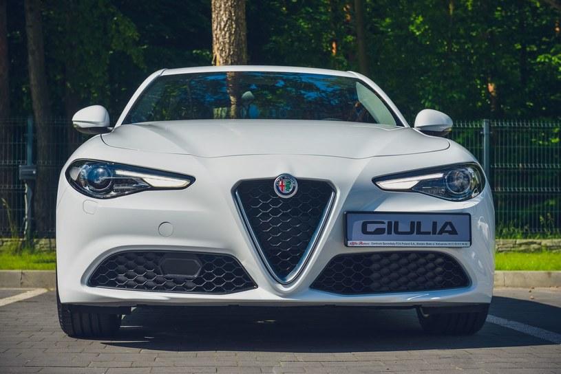 Alfa Romeo Giulia /Fot. Ireneusz Kaźmierczak /