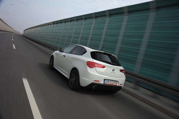 Alfa Romeo Giulietta 1.4 MultiAir TCT Sprint