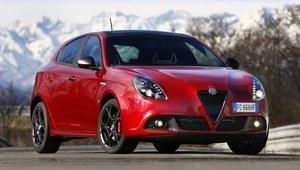 Alfa Romeo Giulietta delikatnie odświeżona
