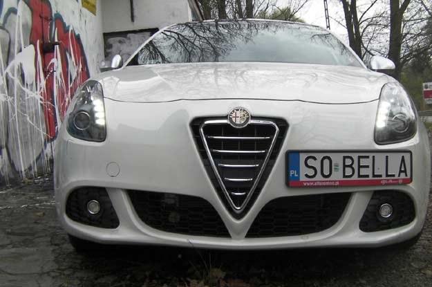 Alfa romeo giulietta na weekend /INTERIA.PL