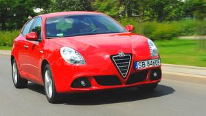 Alfa Romeo Giulietta. Samochód zbyt poprawny?